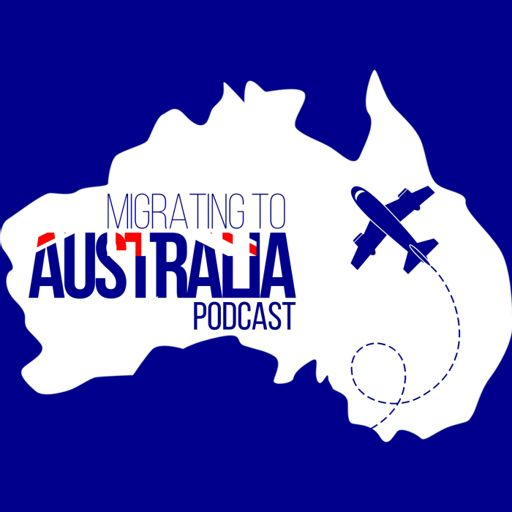Cover art for podcast Migrating To Australia Podcast