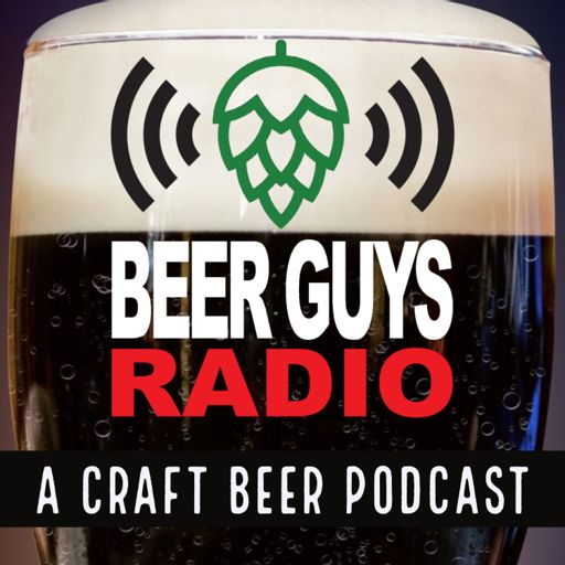 Cover art for podcast Beer Guys Radio Craft Beer Podcast