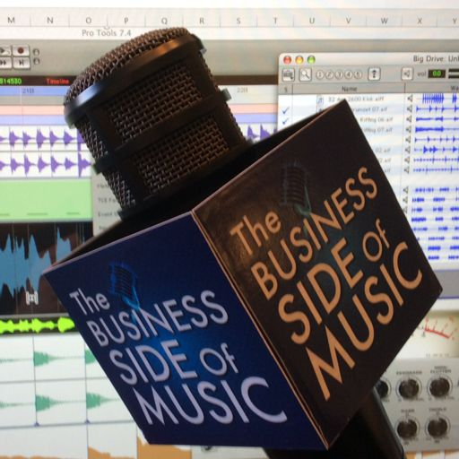 Cover art for podcast The Business Side of Music