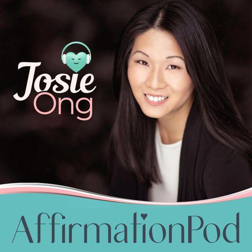 Cover art for podcast Affirmation Pod