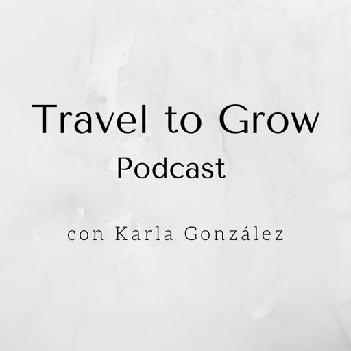Cover art for podcast Travel to Grow Podcast