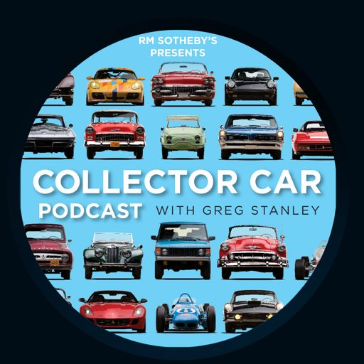 Cover art for podcast The Collector Car Podcast