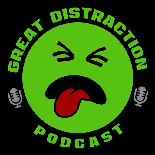 Cover art for podcast Great Distraction