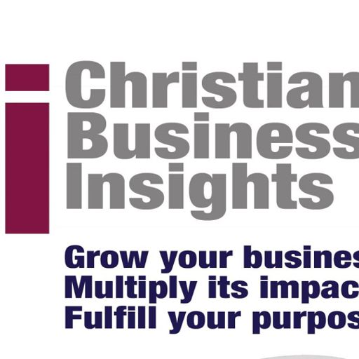 Cover art for podcast Christian Business Insights