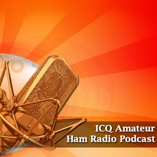 Cover art for podcast icqpodcast's Amateur / Ham Radio Podcast