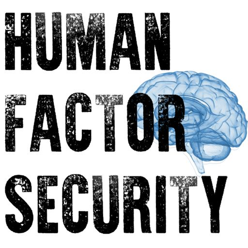Cover art for podcast Human Factor Security