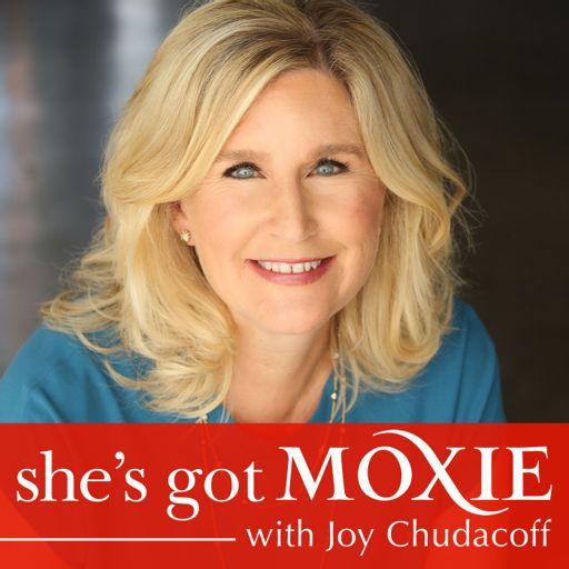 Cover art for podcast She's Got Moxie
