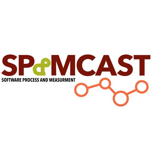 Cover art for podcast Software Process and Measurement Cast