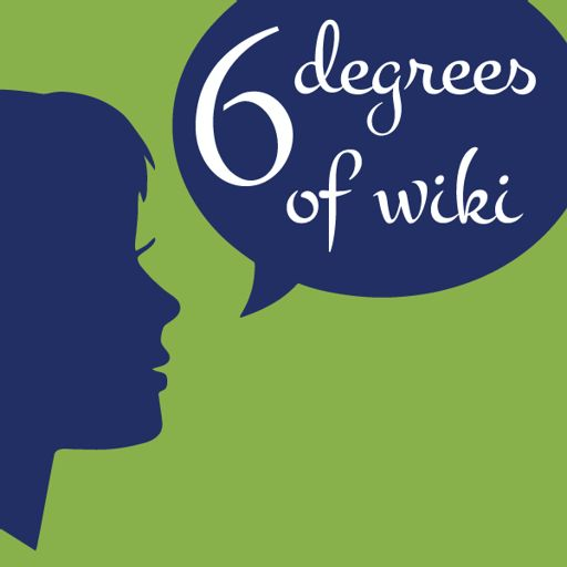Cover art for podcast 6 Degrees Of Wiki