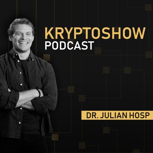 Cover art for podcast Die Krypto Show - Blockchain, Bitcoin und Kryptowährungen klar und einfach erklärt