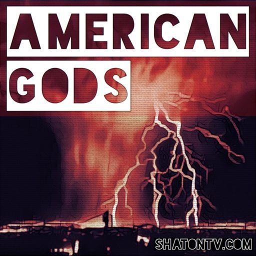 Cover art for podcast American Gods