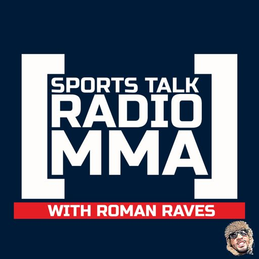 Cover art for podcast UFC News - Roman Raves Podcast