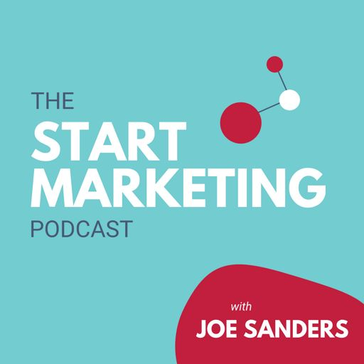 Cover art for podcast The Start Marketing Podcast