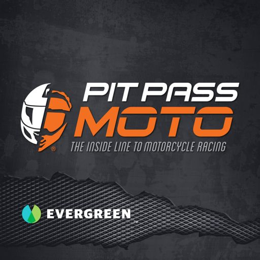 Cover art for podcast Pit Pass Moto