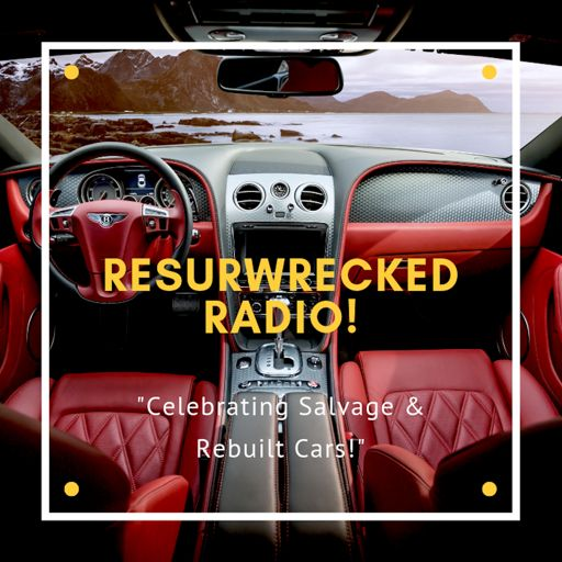 Cover art for podcast ResurWRECKED Radio