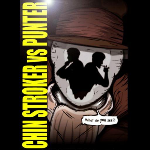Cover art for podcast Chin Stroker VS Punter