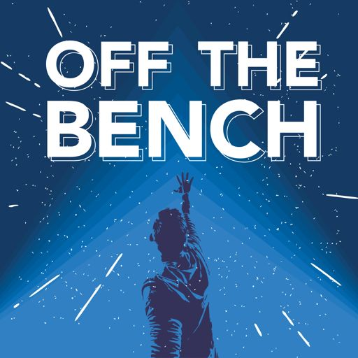 Cover art for podcast Off the Bench with Mark Wiggins
