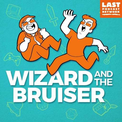 Cover art for podcast Wizard and the Bruiser