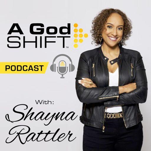 Cover art for podcast A God Shift Podcast