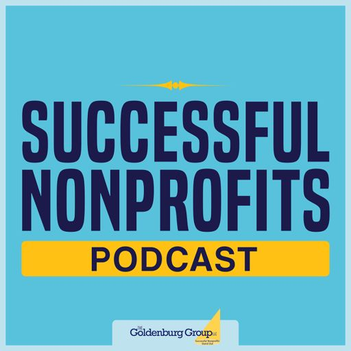 Cover art for podcast Successful Nonprofits Podcast