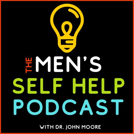 Cover art for podcast THE MEN'S SELF HELP PODCAST