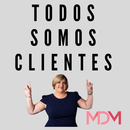 Cover art for podcast Todos Somos Clientes