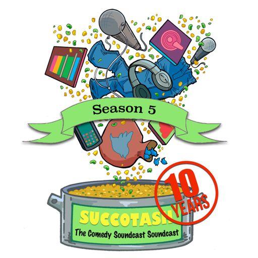 Cover art for podcast Succotash