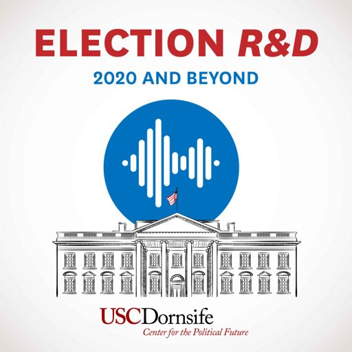 Cover art for podcast Election R&D - 2020 and Beyond