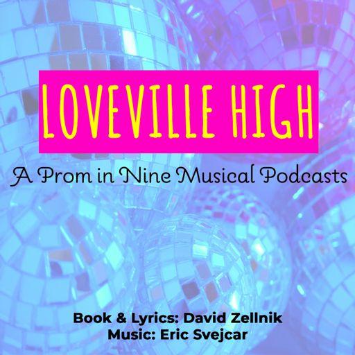 Cover art for podcast Loveville High