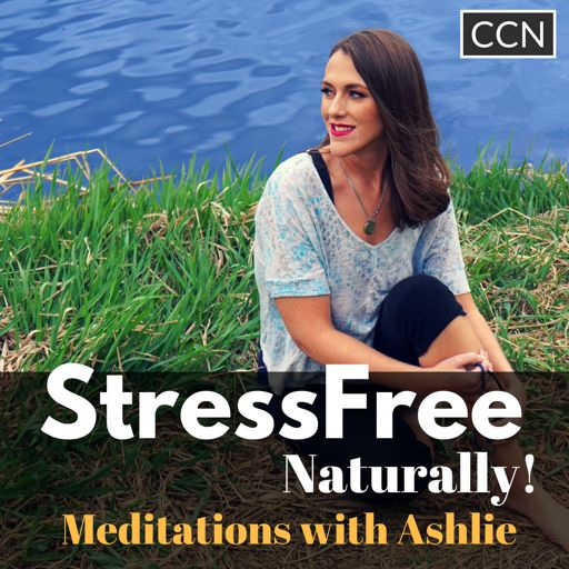 Cover art for podcast Stress Free Naturally Guided Meditations