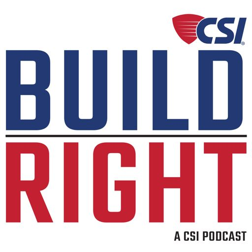 Cover art for podcast Build Right Podcast