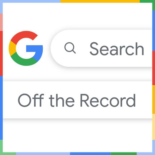 Cover art for podcast Search Off the Record