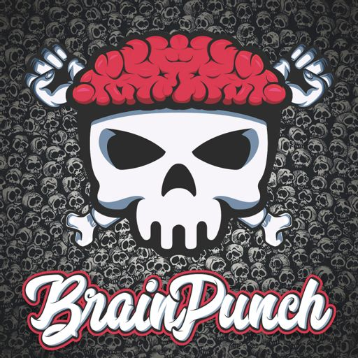Cover art for podcast Brainpunch Podden