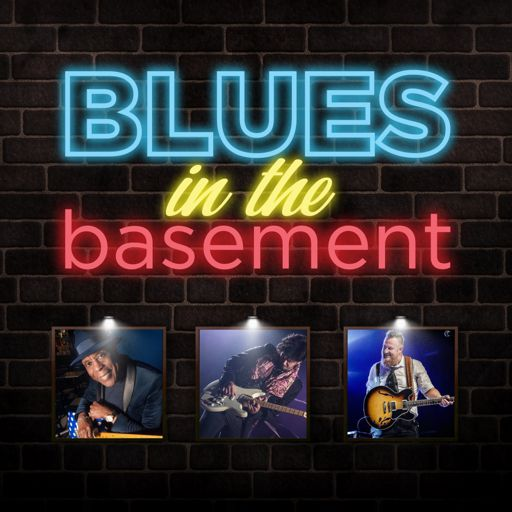 Cover art for podcast BLUES in the BASEMENT powered by KUDZUKIAN