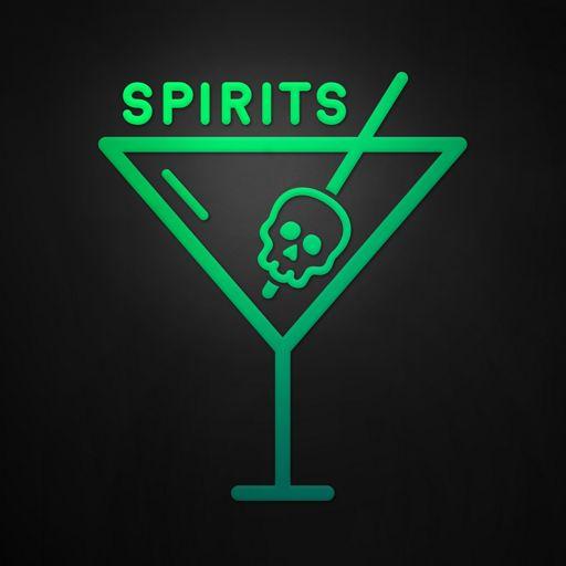 Cover art for podcast Spirits