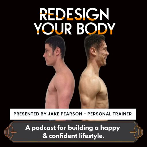 Cover art for podcast The Redesign Your Body Podcast
