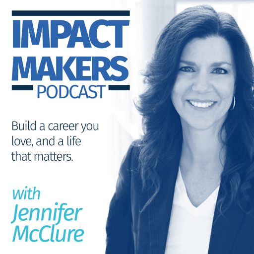 Cover art for podcast Impact Makers