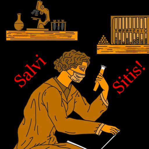 Cover art for podcast Salvi Sitis!