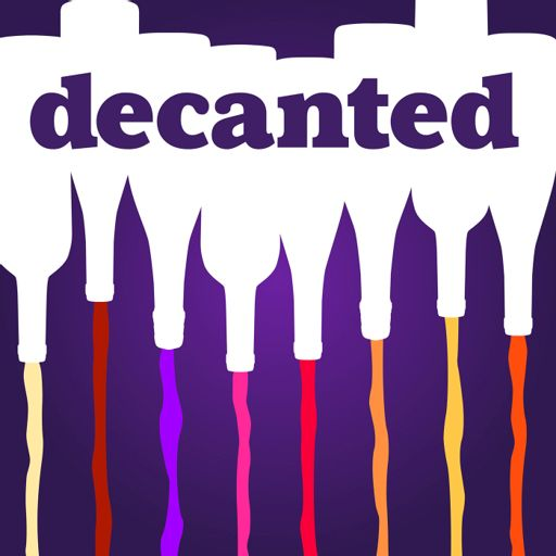 Cover art for podcast Decanted Wine Podcast