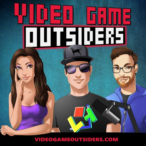 Cover art for podcast Video Game Outsiders