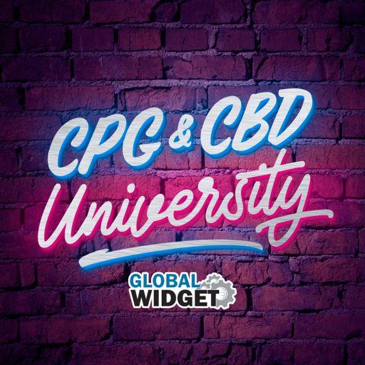 Cover art for podcast CPG & CBD University Podcast