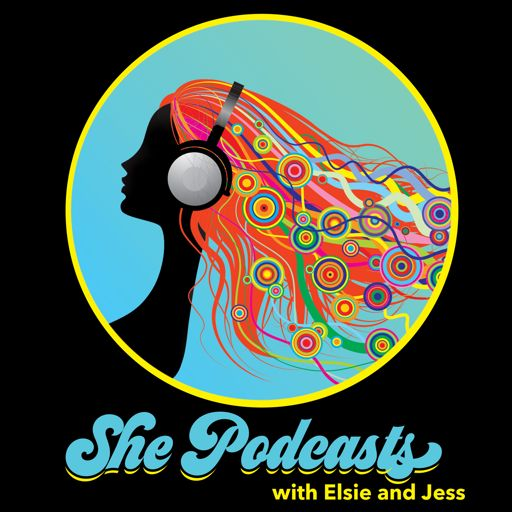 Cover art for podcast She Podcasts