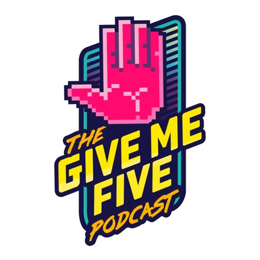 Cover art for podcast The Give Me Five Podcast