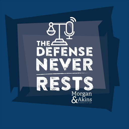 Cover art for podcast The Defense Never Rests