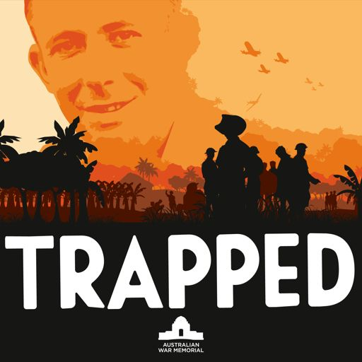 Cover art for podcast Trapped