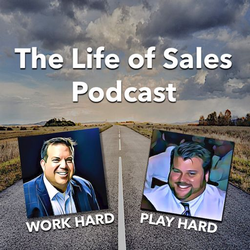 Cover art for podcast Life Of Sales