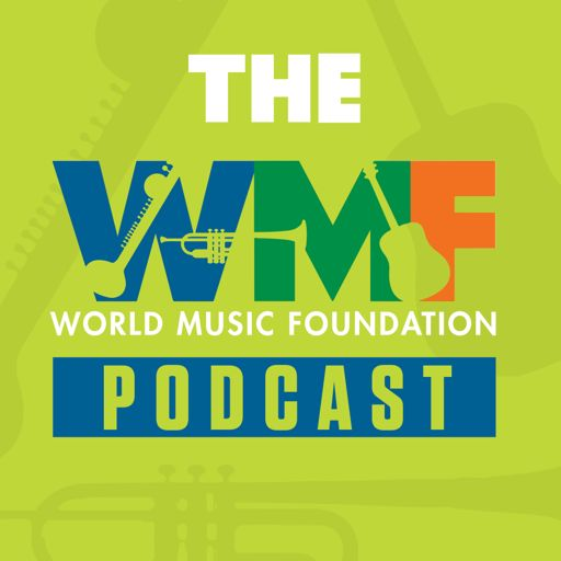 Cover art for podcast World Music Foundation Podcast