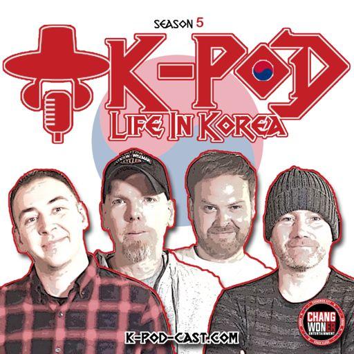 Cover art for podcast K-PoD: Life In Korea