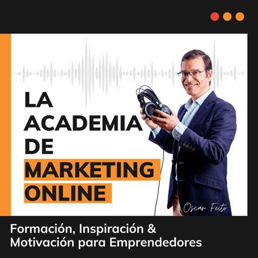 Cover art for podcast La Academia de Marketing Online
