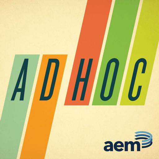 Cover art for podcast Ad Hoc